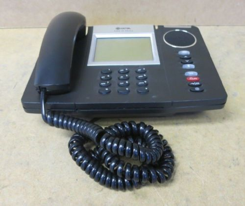 Mitel 5235 IP Phone VoIP Touch Screen LCD Phone 50004310 IP & Module 50004458